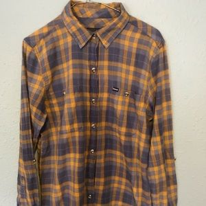 HURLEY Button-up shirt